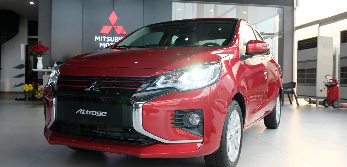 """Mitsubishi Attrage 2020 – """"Khởi đầu vững chắc"""". Giá từ 375 triệu đồng"""