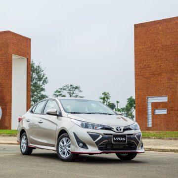 Doanh số Toyota đứng đầu thị trường trong tháng 2/2020