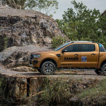 Nỗ lực của Ford giúp không khí trong lành trong từng nhịp thở