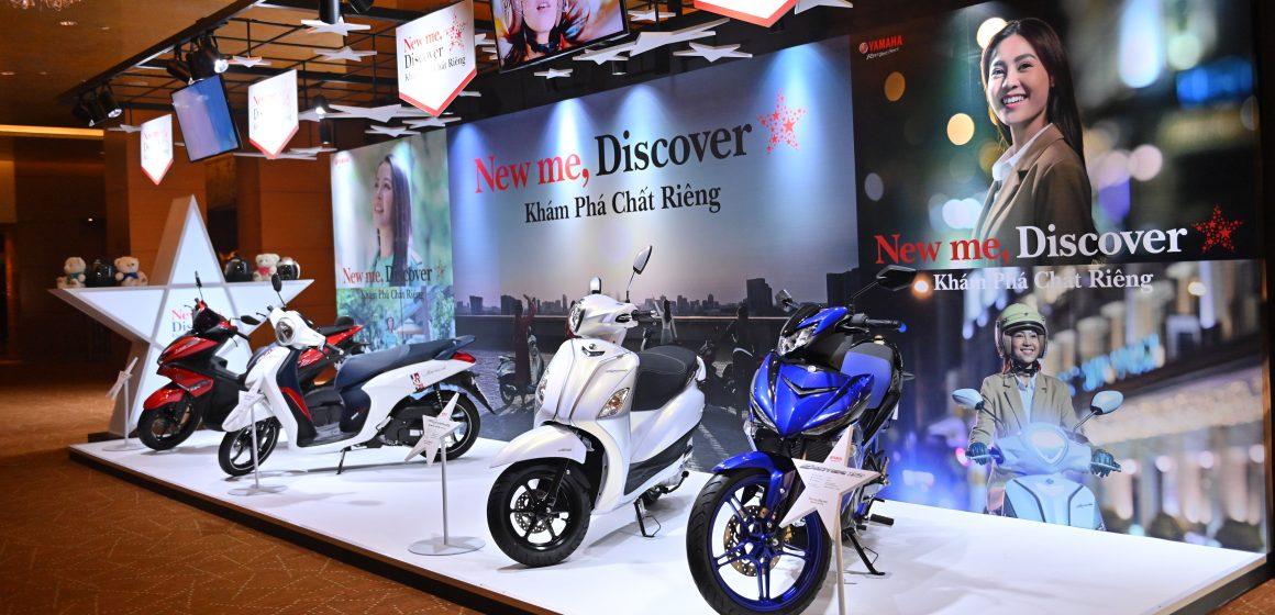 """Yamaha Motor Việt Nam – """"New me, discover"""" – Khám phá chất riêng"""