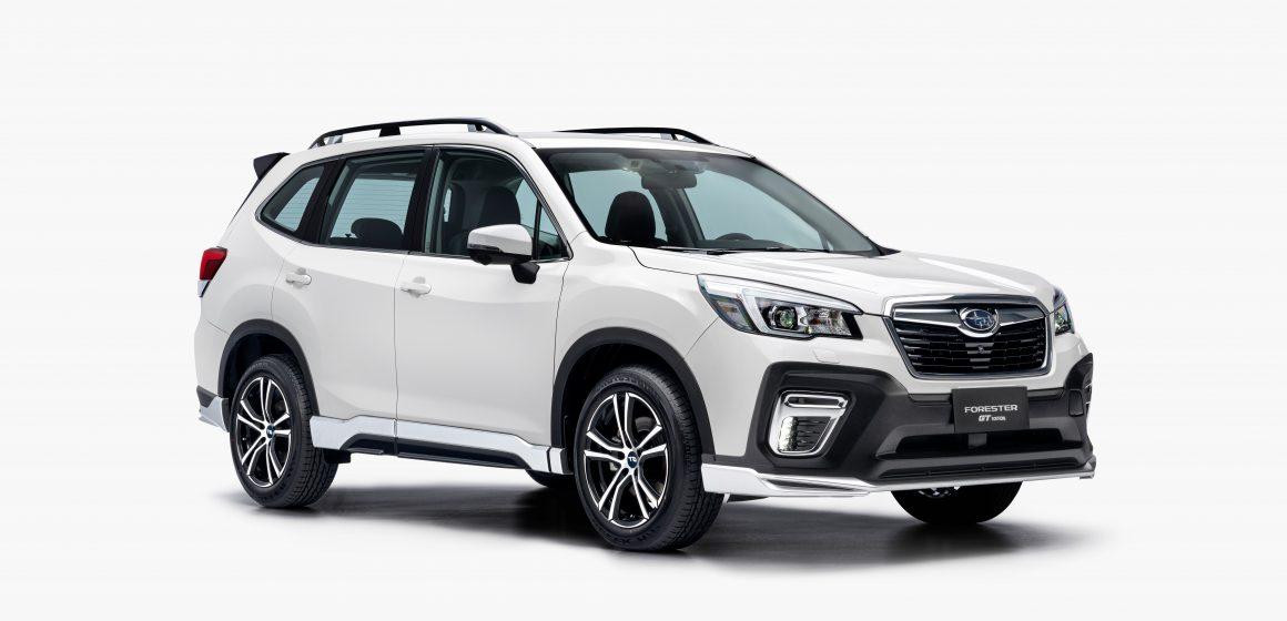 Bộ phụ kiện GT Edition cho xe Subaru Forester chính thức nhận đặt hàng tại Việt Nam