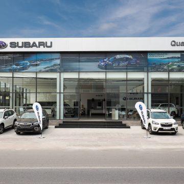 Chính thức khai trương Đại Lý Subaru đầu tiên tại Quảng Trị