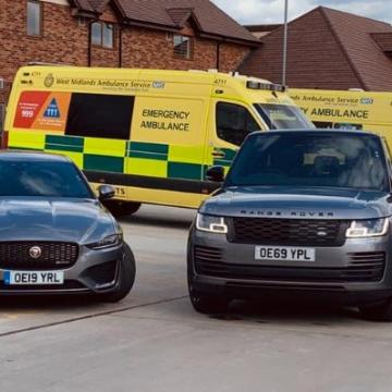 Jaguar và Land Rover góp sức chống dịch vi-rút Corona