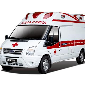 Ford VN tặng xe cứu thương & nhu yếu phẩm cho người có hoàn cảnh khó khăn