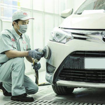Toyota VN đẩy mạnh hướng tới khách hàng và cộng đồng