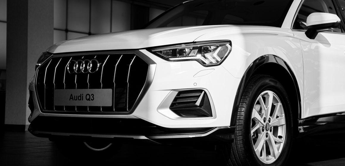 Audi Q3 hiện đại bắt đầu trình diễn tại Việt Nam