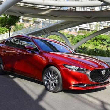 All-New Mazda3 đạt giải nhất hạng mục Thiết Kế Ô Tô Của Năm 2020