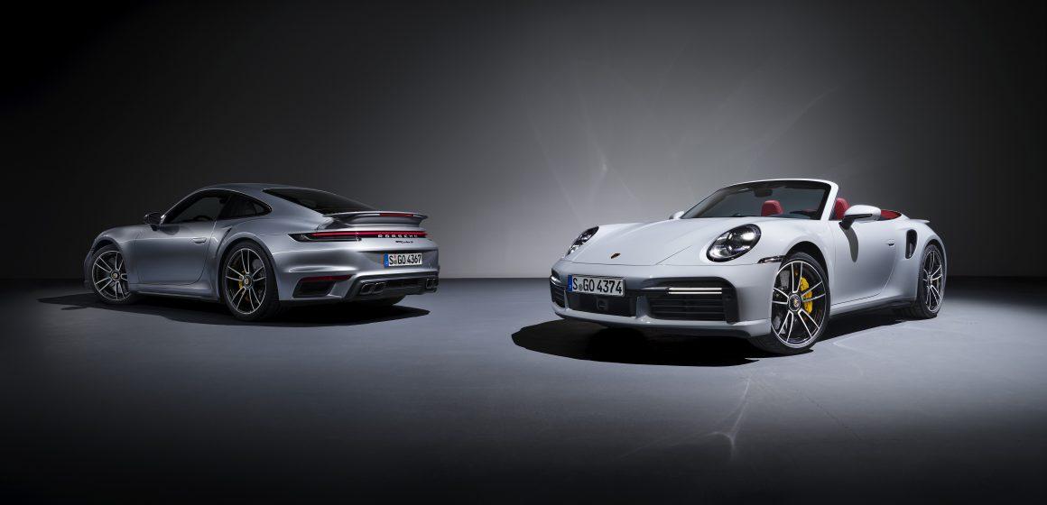 Porsche ra mắt phiên bản 911 Turbo S thế hệ mới