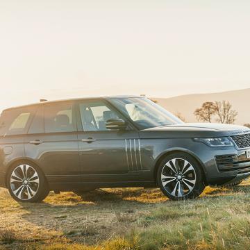Lô xe Range Rover đầu tiên năm 2020 về Việt Nam