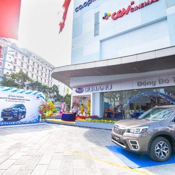 Motor Image Việt Nam khai trương Đại lý Subaru thứ 2  tại ĐBSCL