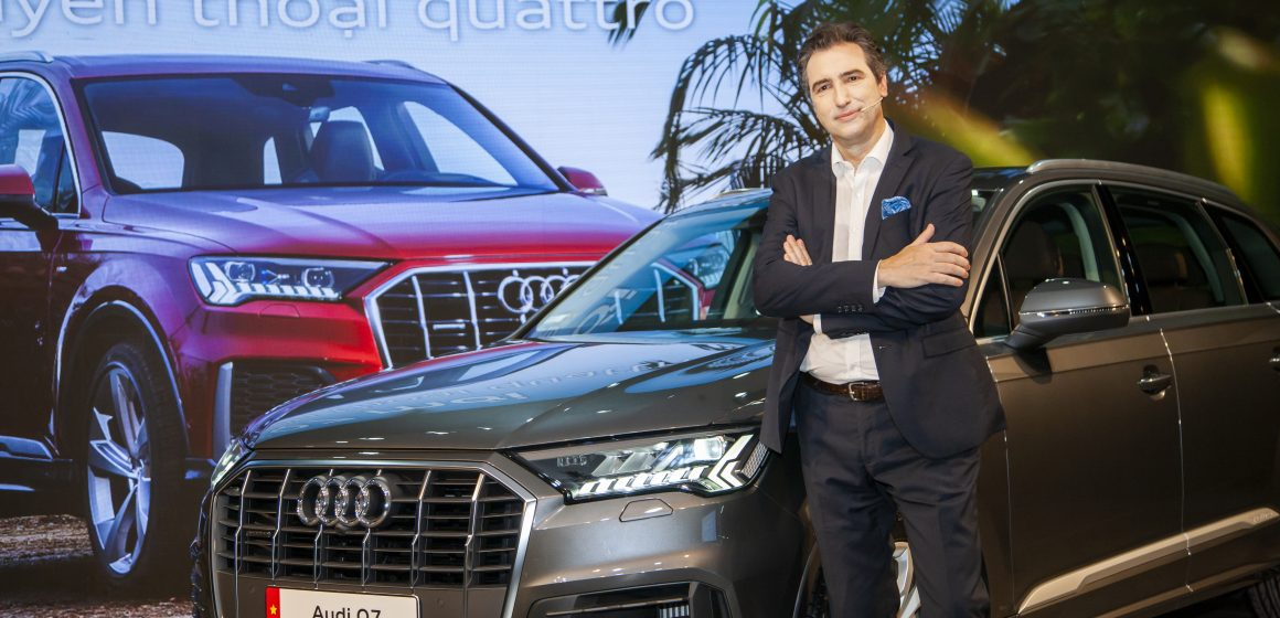 Audi Việt Nam giới thiệu bộ đôi A4 và Q7 thế hệ mới
