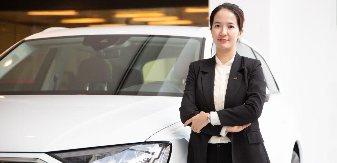 Audi Việt Nam bổ nhiệm Phó Tổng giám đốc mới