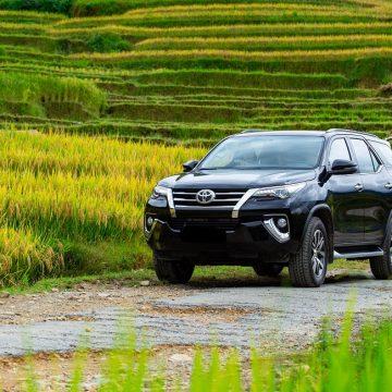 Quà tặng từ Toyota dành cho khách hàng trong tháng 5