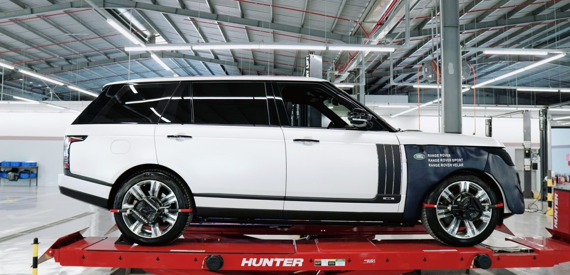 Jaguar Land Rover kiểm tra xe miễn phí, ưu đãi 20% giá dịch vụ và phụ tùng