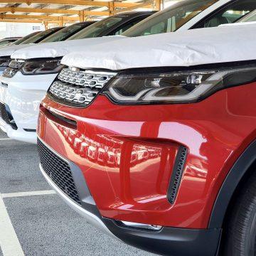 Dự kiến ra mắt Jaguar XE và Land Rover Discovery Sport mới