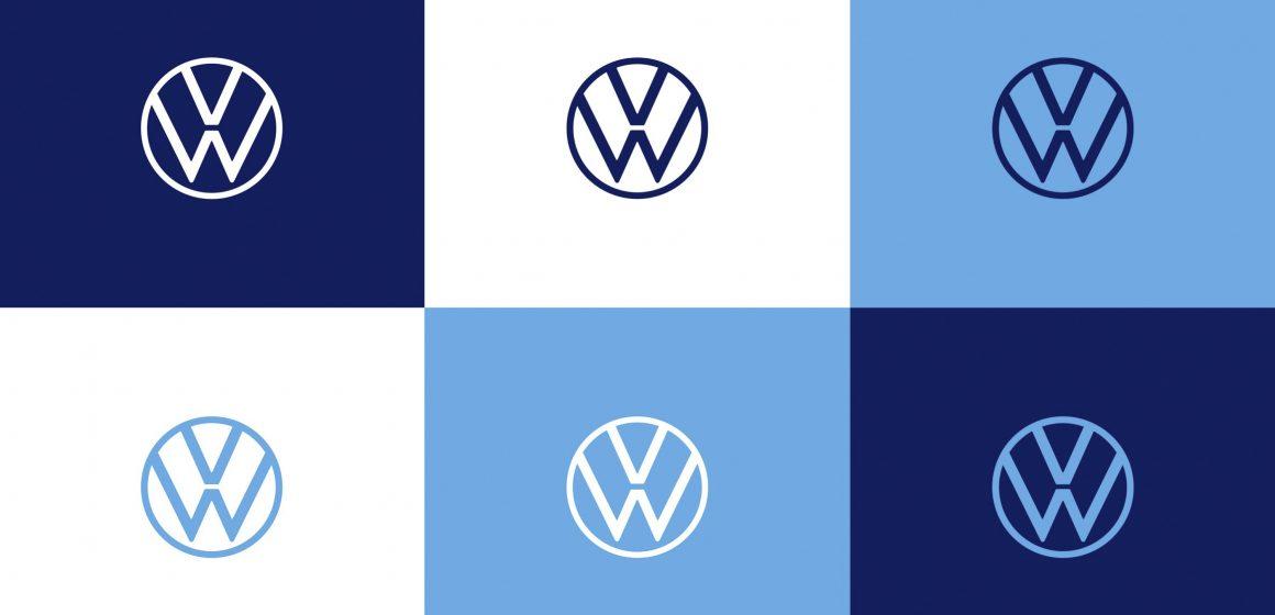 Diện mạo mới cho biểu tượng của Thương hiệu Volkswagen