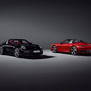 Thanh lịch, đẳng cấp và độc nhất: Porsche 911 Targa mới