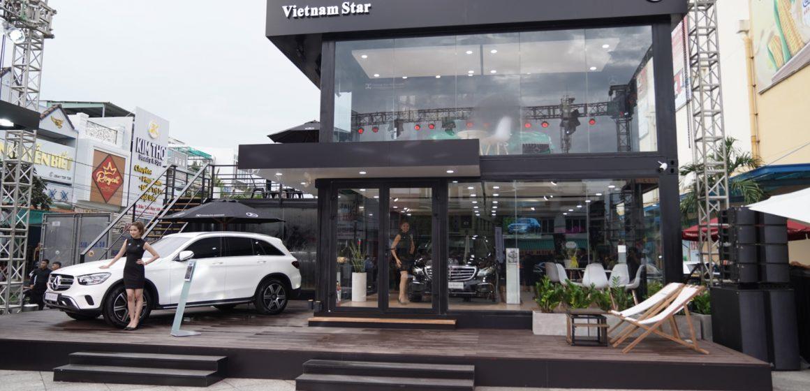 """Vietnam Star giới thiệu Pop-up Showroom trong sự kiện """"Star in Motion"""" tại TP.Cần Thơ"""