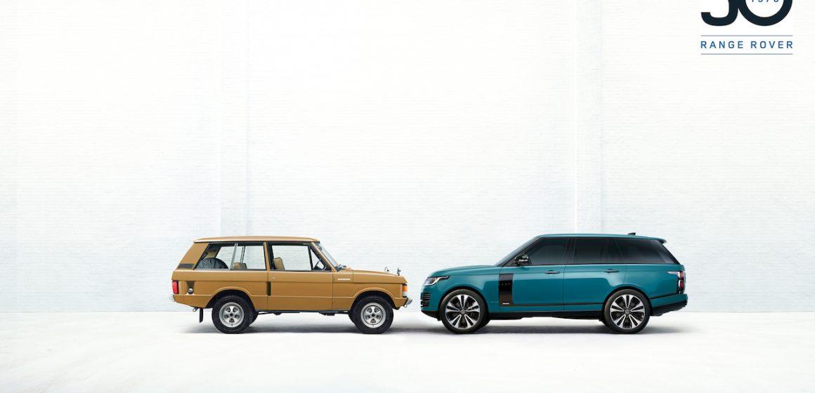 Range Rover đánh dấu 50 năm với phiên bản đặc biệt – Range Rover Fifty