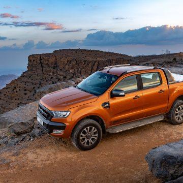 Liệu bán tải Ford Ranger có thể thay thế xe gia đình?