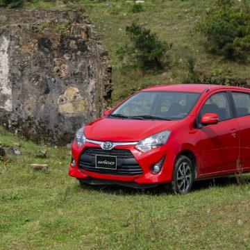 Ưu đãi khi mua Toyota Wigo trong tháng 6/2020