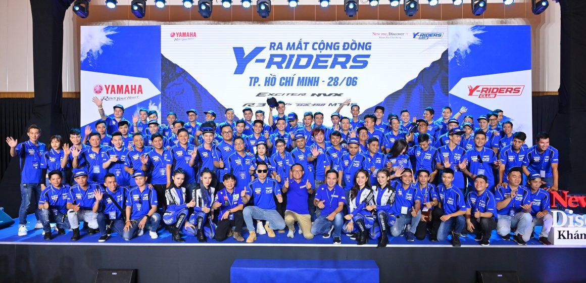 Yamaha Motor Việt Nam tổ chức lễ ra mắt cộng đồng Y-Riders Club