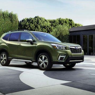 Thông báo về hiện tượng xuất hiện đèn báo kiểm tra động cơ trên một số xe Subaru Forester