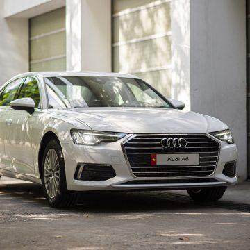Audi và hơn nữa: Audi A6 45 TFSI mới đã có mặt tại Việt Nam
