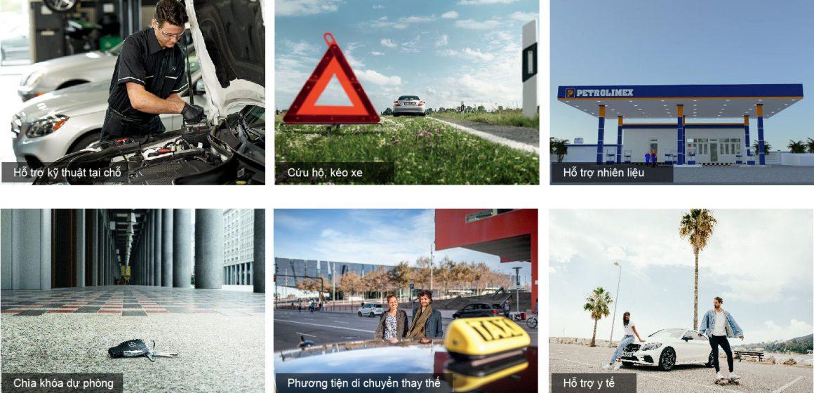 Mercedes-Benz ra mắt dịch vụ Hỗ Trợ 24h. Điểm cộng khác biệt cho dịch vụ hậu mãi