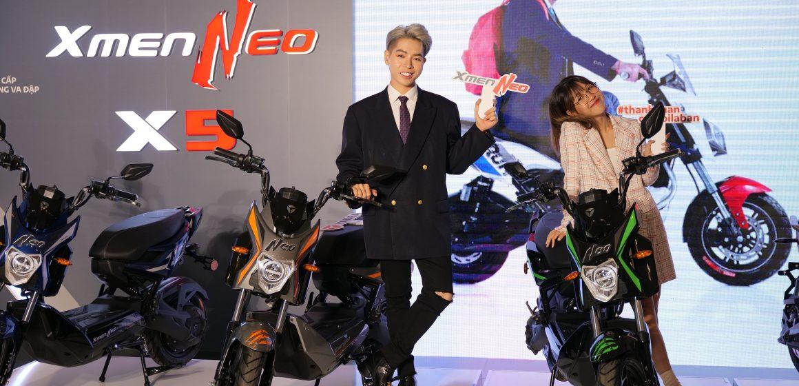 Yadea Xmen Neo chính thức ra mắt với giá chỉ 14,99 triệu đồng
