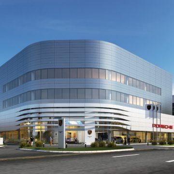 Trung tâm Porsche hiện đại nhất VN sẽ chính thức hoạt động vào năm 2021