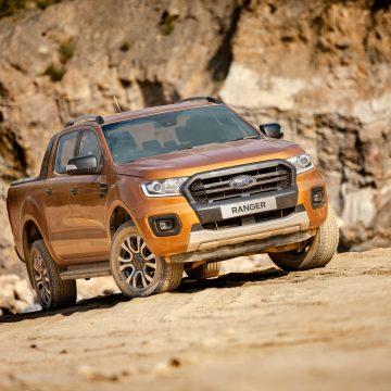 Những chi tiết nhỏ tạo nên sự khác biệt trên xe Ford Ranger