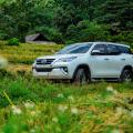Chương trình ưu đãi khi mua xe Toyota Fortuner trong tháng 7