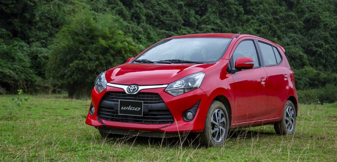 Chương trình ưu đãi dành cho khách hàng mua xe Toyota Wigo