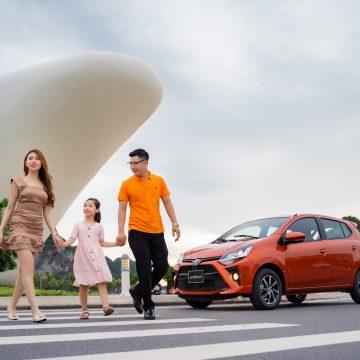 Toyota Wigo mới 2020 – Nhỏ gọn lướt phố