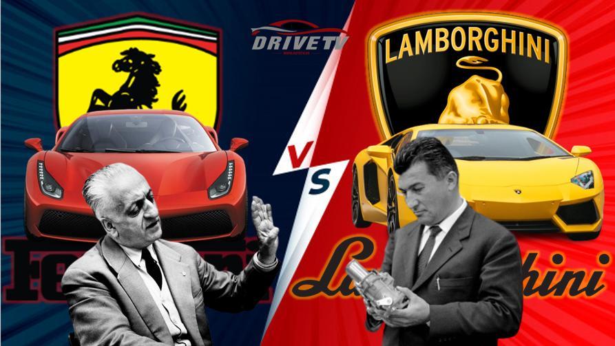 Những cặp kỳ phùng địch thủ trong ngành ô tô