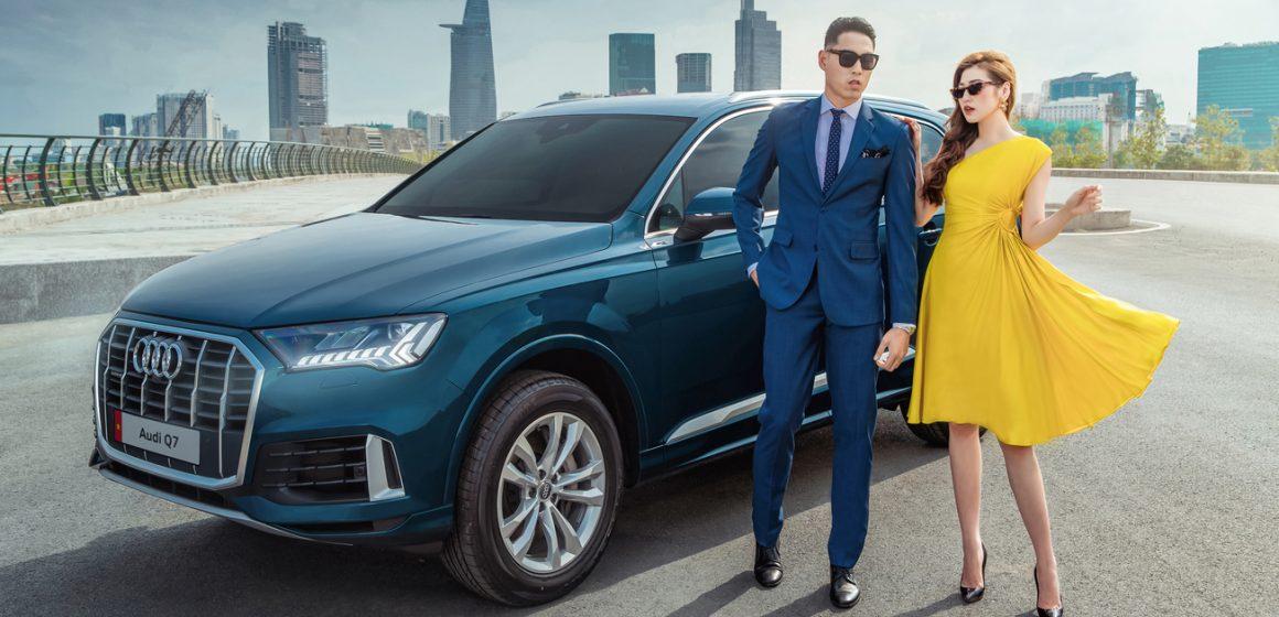 Audi Q7 mới, tái khẳng định Huyền thoại quattro