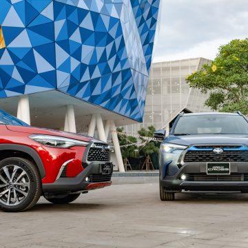 Toyota Việt Nam chính thức giới thiệu Corolla Cross – Mẫu suv đô thị tiên phong