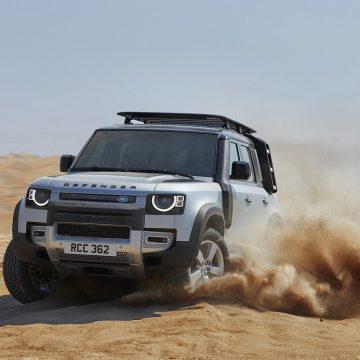 Mẫu xe Defender mới sẽ xuất hiện tại Châu Á vào ngày 07.8.2020