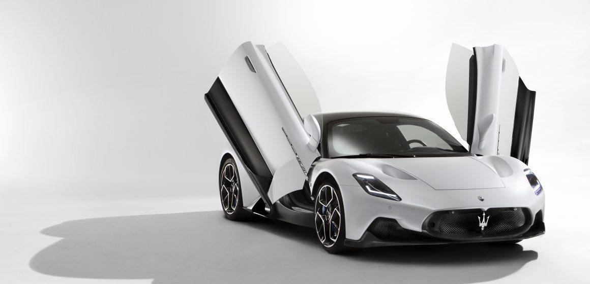 Ra mắt MC20: Siêu xe thể thao mới của Maserati