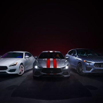 Maserati FUORISERIE – Chương trình Cá nhân hóa của Thương hiệu