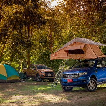 Không quan trọng bạn đi tới đâu, Ford Ranger và Everest đem tới trải nghiệm trọn vẹn trên suốt cả hành trình