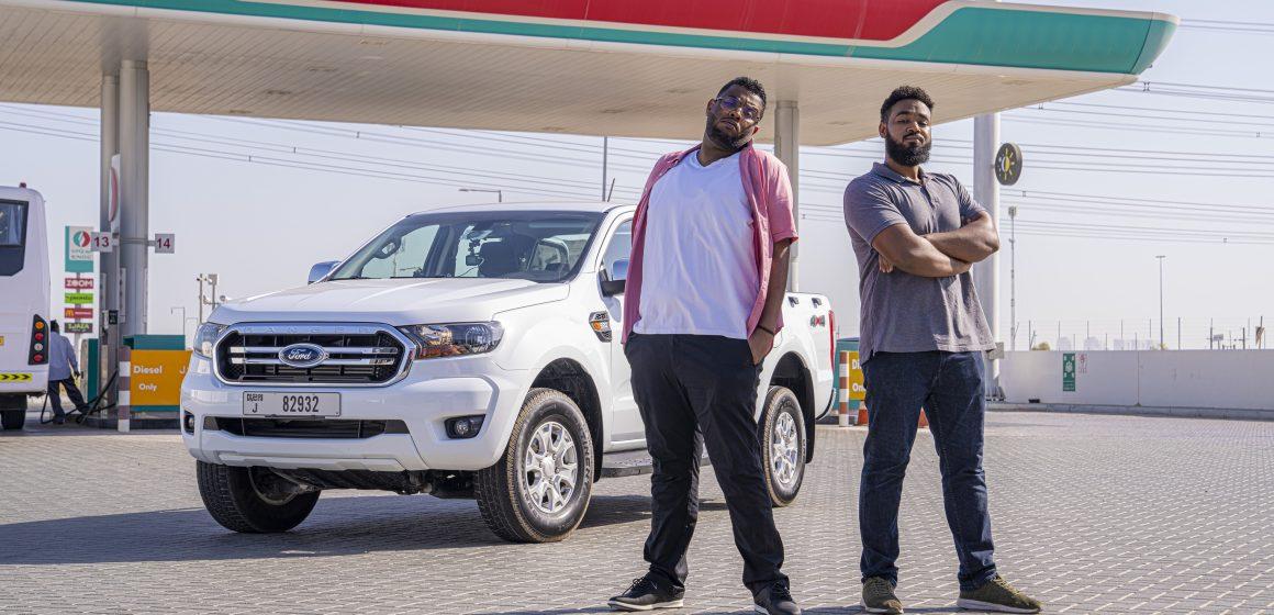 Ford Ranger chinh phục hơn 1.250 km đường trường chỉ với một bình nhiên liệu
