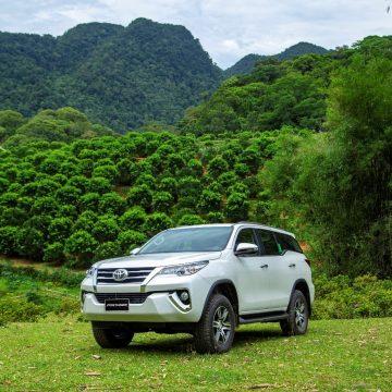 Ưu đãi khi mua xe Toyota Fortuner từ ngày 01/09 đến ngày 16/09/2020