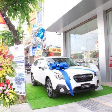 Motor Image Việt Nam mở rộng hệ thống phân phối tại Hà Nội với Subaru Giải Phóng