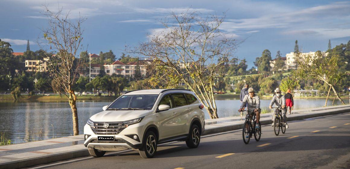 Toyota Rush – SUV 7 chỗ đích thực với mức giá bán lẻ mới chỉ 633 triệu đồng