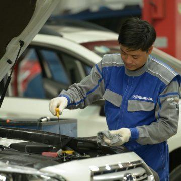 Khách hàng Subaru sẽ nhận được thêm nhiều hỗ trợ toàn diện, yên tâm hơn trong quá trình sử dụng