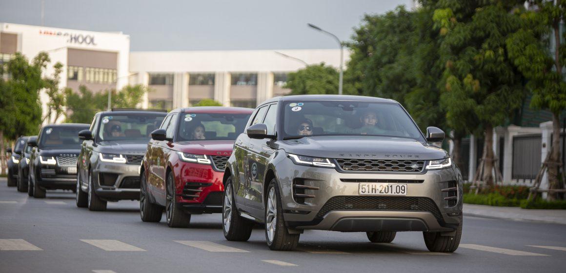 Jaguar Land Rover triển khai hoạt động lái thử và dịch vụ lưu động tại Quảng Ninh và Kiên Giang