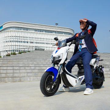 YADEA X5 chính thức mở bán –  Tiên phong xu hướng xe máy điện thể thao