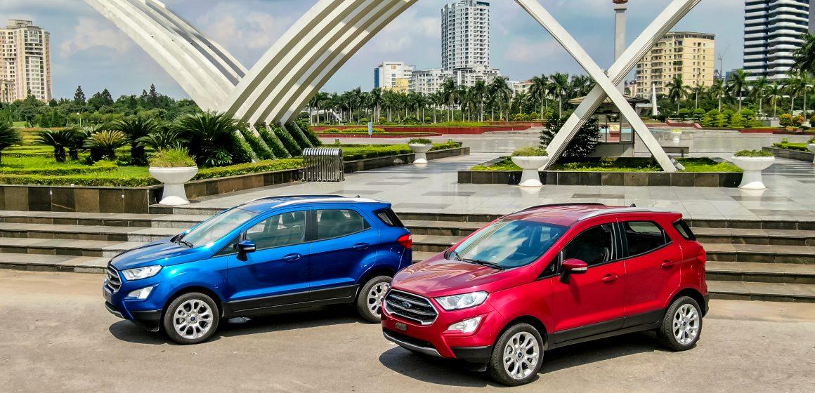 Ford EcoSport Mới: Đa năng, linh hoạt, tiện nghi
